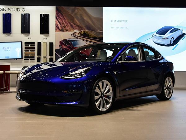 Model 3(进口)