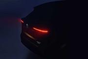 或瞄准本田XR-V,丰田发布全新小型SUV预告图