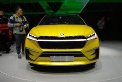斯柯达首款电动SUV命名Enyaq,将以Vision iv为原型打造