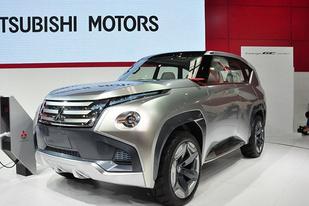 三菱帕杰罗换代新消息,外媒爆出新车将于2021年推出