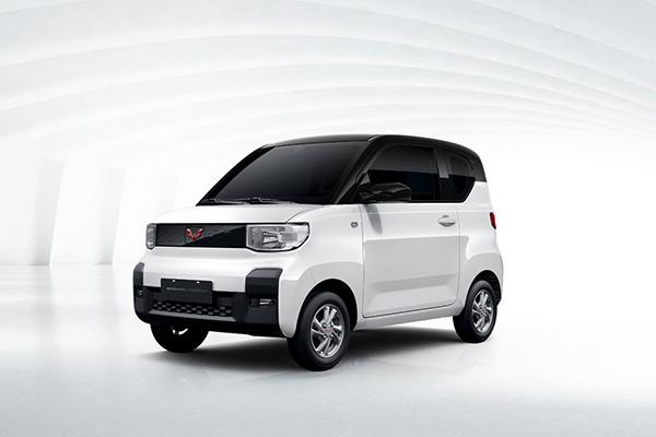五菱纯电微型车官图公布:定位市内通勤,将于年内上市