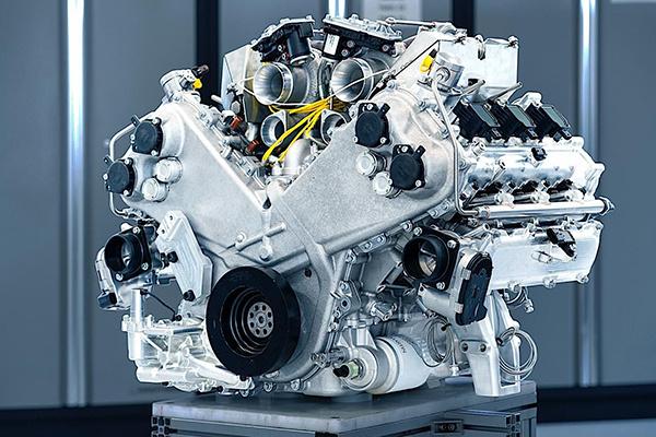 阿斯顿马丁新车动力公布:搭载混动系统,达成千匹成就