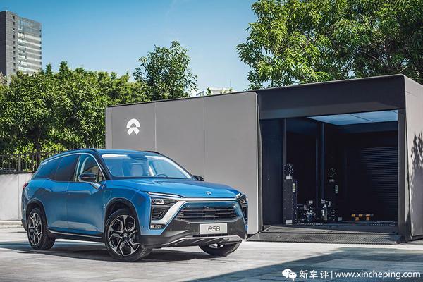 """""""肉搏""""燃油车 蔚来的2020可真不只是发布新车那么简单"""