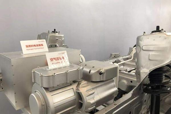 发力氢燃料电池领域,奇瑞正式上报燃料电池产业化项目