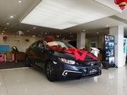 探访东风Honda 4S店:思域热度不减 两厢版本为最佳期待