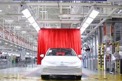 全新大众高尔夫试制车正式下线,新车将于年内上市