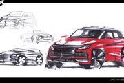 代表3.0时代的SUV新作 江淮嘉悦X4设计图抢先预览
