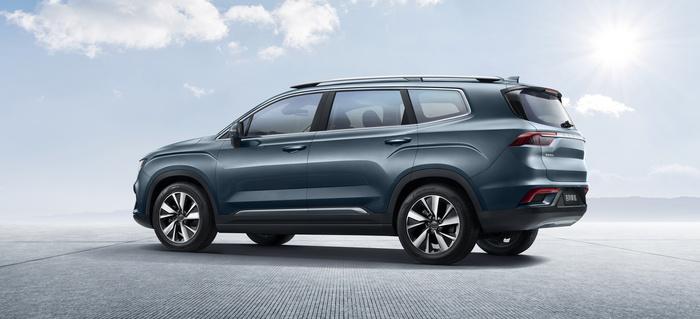 预售价10.88-14.88万 吉利全新中型SUV豪越开启预订
