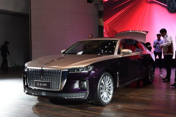 红旗全新大型纯电SUV信息公布:2021年量产,续航超600km