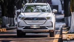16.68万元起 欧尚X7 EV开启预售/欧尚科尚EV上市