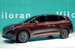 """上汽大众Viloran正式定名""""威然"""",将于5月28日正式上市"""