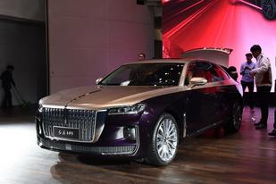 多种动力版本+后轮驱动,红旗H9公布预售价35万元起