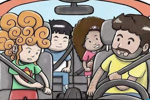 低燒生活 | 兒童坐車安全的幾個冷知識了解一下!