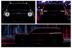 内部代号B06,哈弗全新SUV车型造型细节图曝光