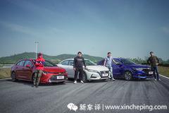 【相对论】日系畅销家用车决战 雷凌轩逸凌派对比测试
