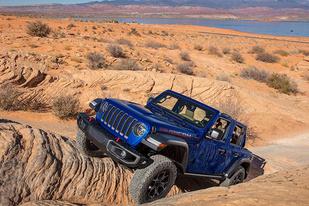 拥抱电气化,Jeep透露纯电牧马人车型正在酝酿当中