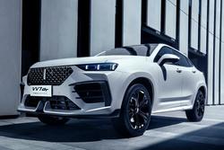 满分性能范/大厂联名款 VV7 GT巴博斯限量版近期上市