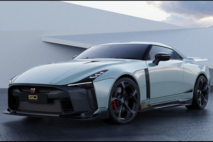 顶尖超能玩家的新头部宠儿 日产GT-R50正式限量发售