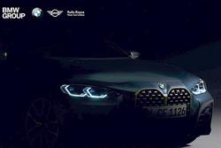 宝马发布全新4系预告图,新车将于6月3日正式亮相