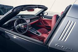 运动与优雅的完美结合,保时捷911 Targa4/4S正式上市