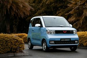 五菱宏光MINI EV开启预售:最大续航170Km 售2.98-3.88万