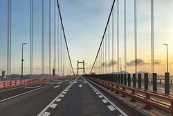 最新消息:虎门大桥恢复通车,目前悬索整体情况平稳