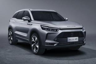 搭L2自动驾驶等/订车礼遇丰厚 BEIJING-X7预售价10-15万