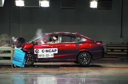 提升主动安全权重 C-NCAP新版碰撞规则意见征求