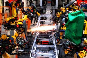同比上涨29.5%,四月汽车利润恢复强势