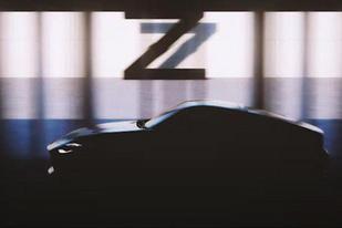 """經典""""惡魔Z""""再迎進化,日產發布全新Z車型預告圖"""