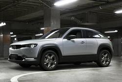 马自达MX-30已正式投产,未来将增加转子增程版本车型