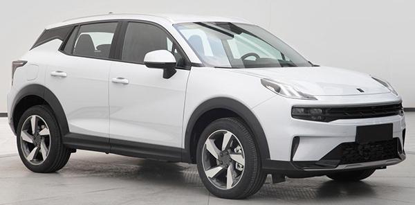 领克紧凑型SUV领克06将于年内上市,将搭载1.5T插混系统