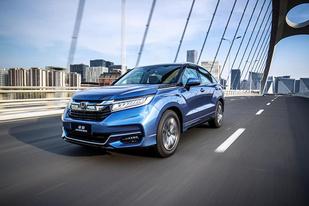 本田冠道推至尊双色版车型:满足更多个性需求 售29.58万