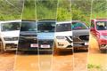 强中自有强中手 六大主流合资紧凑型SUV横评