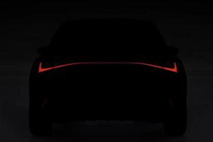雷克萨斯全新一代IS预告图曝光 新车将于6月10日正式亮相
