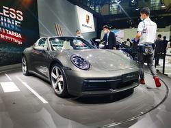 粤港澳车展:全新911 Targa全球首秀