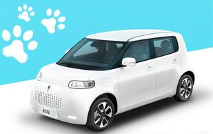 """长城打造""""动物园"""" 欧拉新车或定名""""猫""""续航401km"""