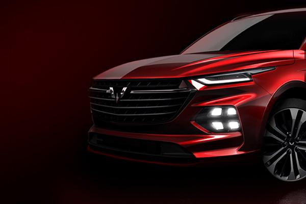 银标五菱首款新车效果图曝光,分体式大灯将成标志性元素