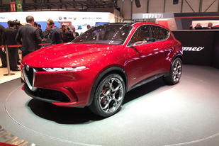 未來兩年推兩款全新車型,阿爾法羅密歐新車規劃曝光