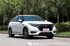 本田UR-V首试:这是款有高级精致感的本田SUV