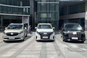 差价百万的三辆MPV,第二排差别有多大?