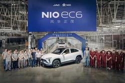 计划7月上市/9月交付 蔚来EC6首台试制车正式下线