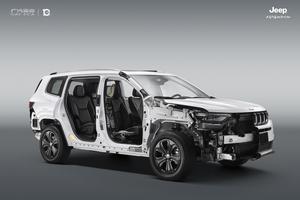 """这台Jeep想和你说句掏""""芯""""窝的话"""