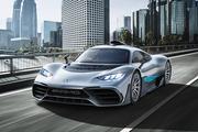 搭载F1同款发动机,奔驰AMG One即将于明年正式交付