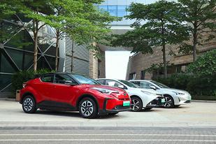 试C-HR EV有感:传统大厂造的新能源车型,你得品才香