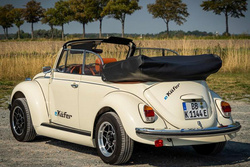 经典车型或将回归,大众已申请e-Beetle车型商标