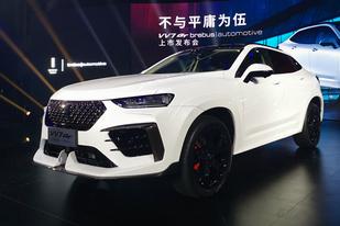 极致性能姿态/限量300台 VV7 GT巴博斯上市售25.88万