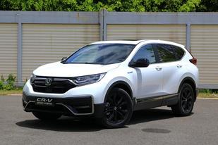 标杆级城市SUV的再进化 新款CR-V上市售16.98万元起