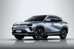 分体式设计颠覆传统认知,奇瑞新能源发布S61新车官图