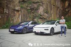 小鹏P7vs特斯拉Model 3:性能+智能,新时代运动轿车对决